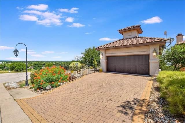 514 Bendito Way, Marble Falls, TX 78654 (#5963572) :: Ben Kinney Real Estate Team