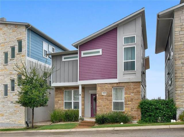 2909 Stock Dr, Austin, TX 78741 (#5964635) :: The Perry Henderson Group at Berkshire Hathaway Texas Realty