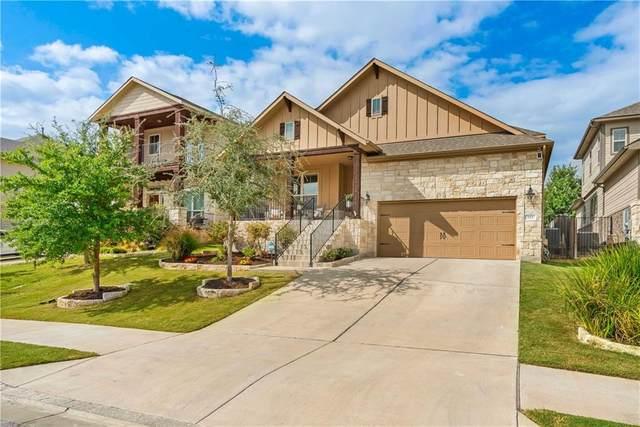 253 Santa Maria St, Georgetown, TX 78628 (MLS #5965282) :: Brautigan Realty