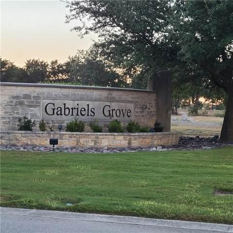 112 Gabriel Woods Dr, Georgetown, TX 78633 (#5965620) :: Lauren McCoy with David Brodsky Properties
