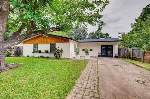 5205 Saint Georges Grn, Austin, TX 78745 (#5965720) :: Papasan Real Estate Team @ Keller Williams Realty