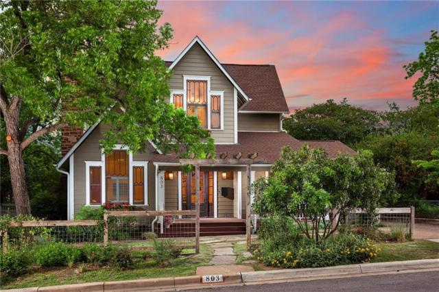 803 Garner Ave, Austin, TX 78704 (#5966458) :: Zina & Co. Real Estate