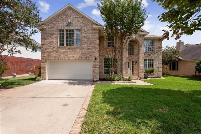 8402 Cornerwood Dr, Austin, TX 78717 (#5966846) :: Papasan Real Estate Team @ Keller Williams Realty