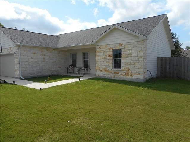 313 Carlos G Parker Blvd NW, Taylor, TX 76574 (#5967551) :: Papasan Real Estate Team @ Keller Williams Realty