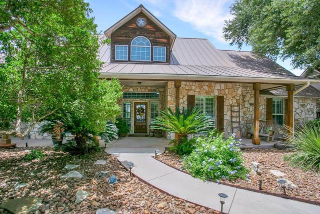 1014 Long Creek Blvd, New Braunfels, TX 78130 (#5969455) :: The Perry Henderson Group at Berkshire Hathaway Texas Realty