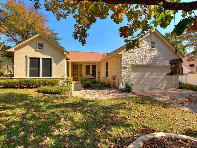106 Honeysuckle Cv, Georgetown, TX 78633 (#5975428) :: Lancashire Group at Keller Williams Realty