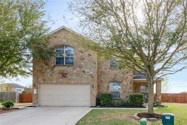 102 Floating Leaf Dr, Hutto, TX 78634 (#5975948) :: Service First Real Estate