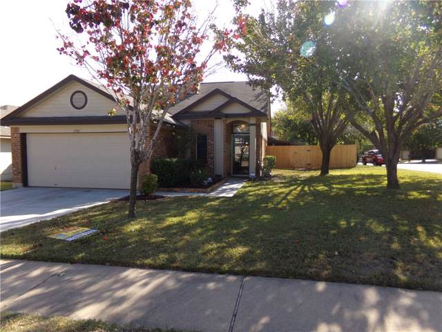 1701 Shire St, Pflugerville, TX 78660 (#5976604) :: Douglas Residential