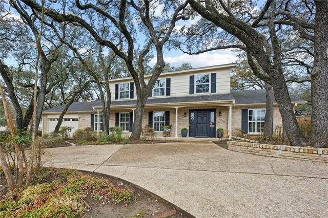 4023 Greystone Dr, Austin, TX 78731 (#5978910) :: The Perry Henderson Group at Berkshire Hathaway Texas Realty