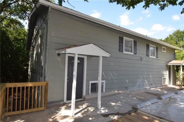 2804 Northeast Dr, Austin, TX 78723 (#5979750) :: Ben Kinney Real Estate Team