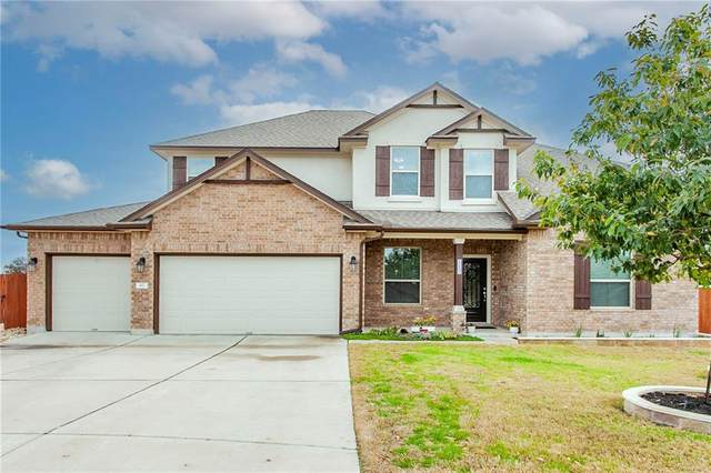 117 Tuscany Dr, Georgetown, TX 78628 (#5980517) :: Lancashire Group at Keller Williams Realty