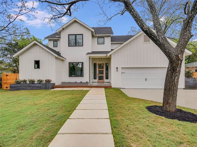 3205 Hancock Dr, Austin, TX 78731 (#5982622) :: Ben Kinney Real Estate Team