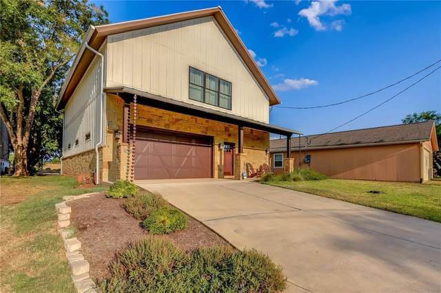 410 County Rd 119A, Burnet, TX 78611 (#5983364) :: The Perry Henderson Group at Berkshire Hathaway Texas Realty