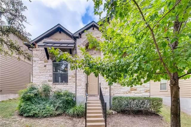 11400 W Parmer Ln #124, Cedar Park, TX 78613 (#5983647) :: Resident Realty