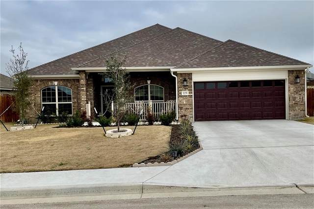 125 Terry Meadow Ln, Jarrell, TX 76537 (#5985230) :: RE/MAX IDEAL REALTY