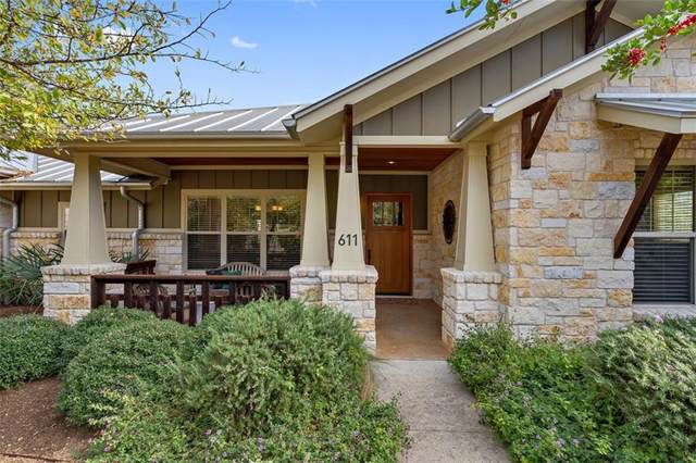 611 S Elm St, Georgetown, TX 78626 (#5985572) :: Zina & Co. Real Estate