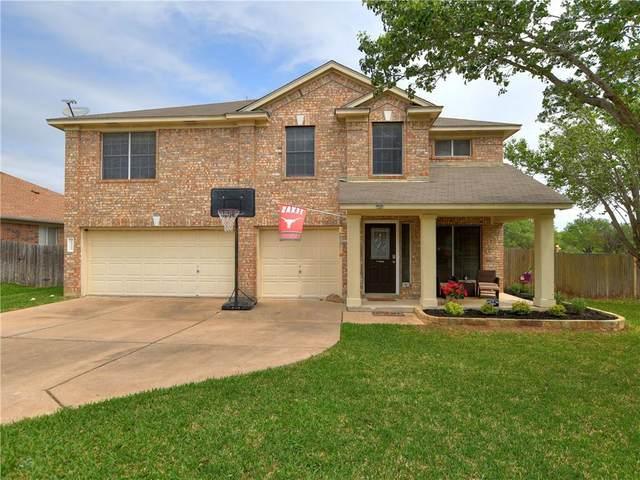7022 Rambollet Ter, Round Rock, TX 78681 (#5987089) :: Papasan Real Estate Team @ Keller Williams Realty