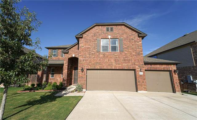 1409 Ignacia Dr, Georgetown, TX 78626 (#5987181) :: Ben Kinney Real Estate Team