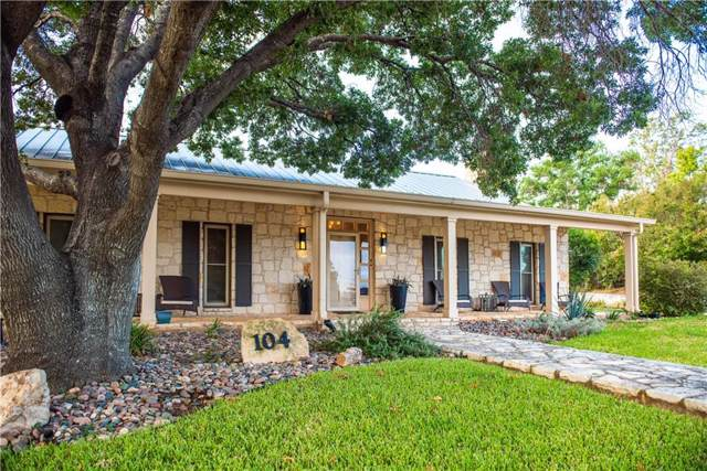104 Marschall Dr, Llano, TX 78643 (#5988125) :: The Perry Henderson Group at Berkshire Hathaway Texas Realty