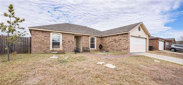 5409 Holster Dr, Killeen, TX 76549 (#5989810) :: Ben Kinney Real Estate Team
