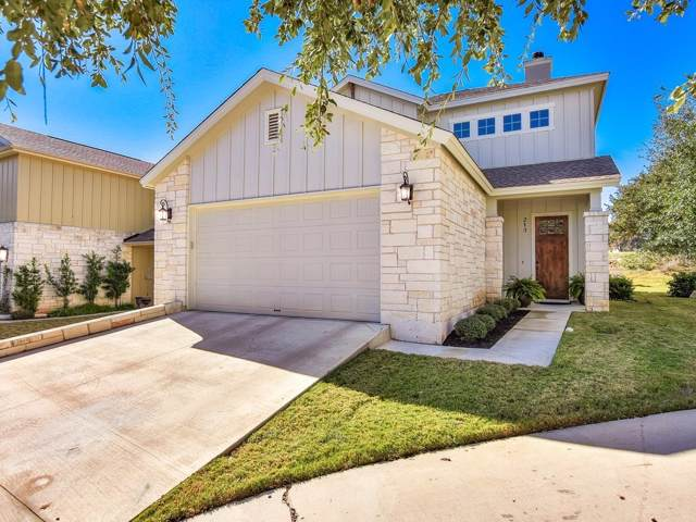 210 Fairlake Cir #12, Lakeway, TX 78734 (#5990298) :: The Summers Group