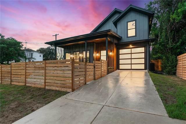 900 E 13th St, Austin, TX 78702 (#5992129) :: Papasan Real Estate Team @ Keller Williams Realty