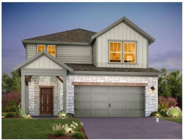 448 Fluttermill Loop, Liberty Hill, TX 78628 (#5993987) :: Papasan Real Estate Team @ Keller Williams Realty