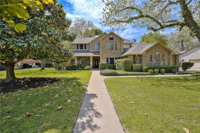 21 Meandering Way, Round Rock, TX 78664 (#5994379) :: Forte Properties