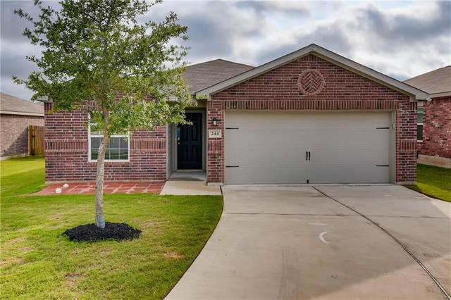 244 Continental Ave, Liberty Hill, TX 78642 (#5994506) :: Lauren McCoy with David Brodsky Properties