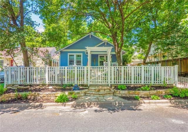 104 E 46th St, Austin, TX 78751 (#5996266) :: Papasan Real Estate Team @ Keller Williams Realty