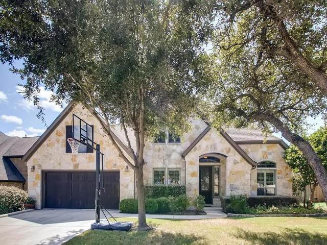 12221 Palisades Pkwy, Austin, TX 78732 (#5998301) :: Realty Executives - Town & Country