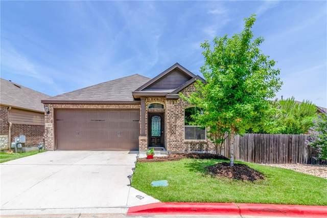3451 Mayfield Ranch Blvd #402, Round Rock, TX 78681 (#5998781) :: Ben Kinney Real Estate Team