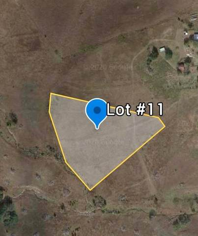11 Delorean Circle Cir, Burnet, TX 78611 (#5999485) :: First Texas Brokerage Company