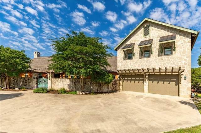220 Highridge Dr, Kerrville, TX 78028 (#6000520) :: Papasan Real Estate Team @ Keller Williams Realty