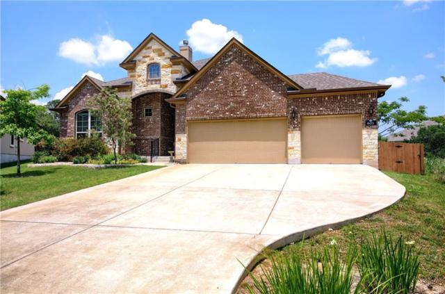 621 Fair Oaks Dr, Georgetown, TX 78628 (#6001449) :: Ana Luxury Homes