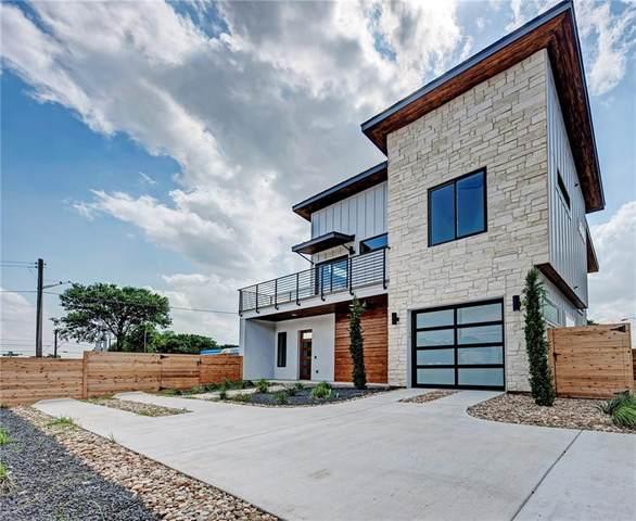 106 Tillery St #1, Austin, TX 78702 (#6002459) :: Papasan Real Estate Team @ Keller Williams Realty