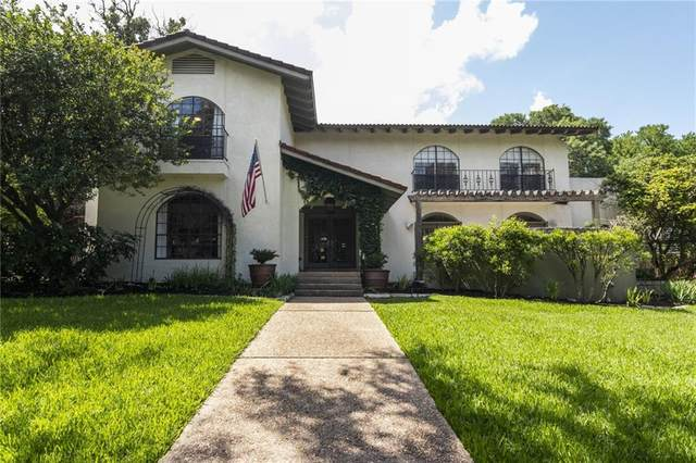 29 Hull Circle Dr, West Lake Hills, TX 78746 (#6002967) :: The Perry Henderson Group at Berkshire Hathaway Texas Realty