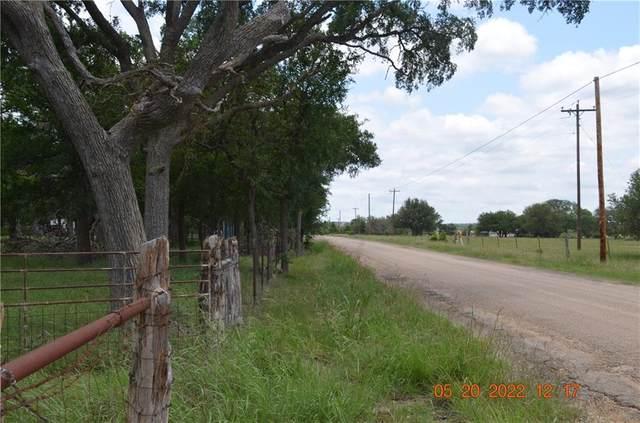 450 County Road 221 Rd, Florence, TX 76527 (#6004144) :: Papasan Real Estate Team @ Keller Williams Realty