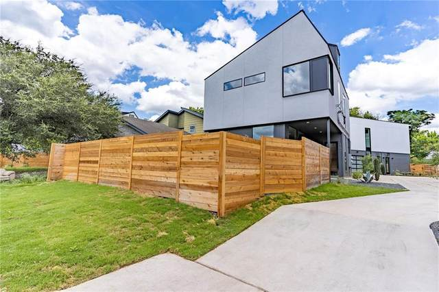 1708 Goodrich Ave A, Austin, TX 78704 (#6004866) :: Realty Executives - Town & Country