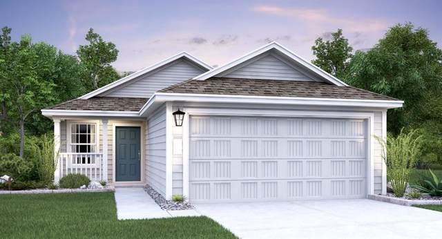 864 Circle Way, Jarrell, TX 76537 (#6005684) :: Service First Real Estate