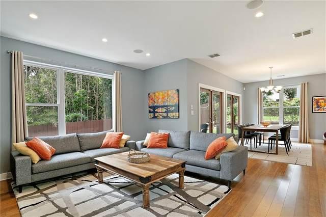 2109 Melridge Pl A, Austin, TX 78704 (#6005743) :: Zina & Co. Real Estate