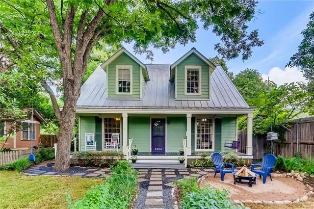 4204 Duval St, Austin, TX 78751 (#6006061) :: Papasan Real Estate Team @ Keller Williams Realty