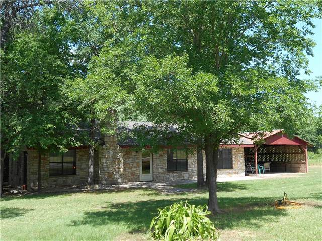 950 County Road 481, Thrall, TX 76578 (#6006223) :: The Heyl Group at Keller Williams