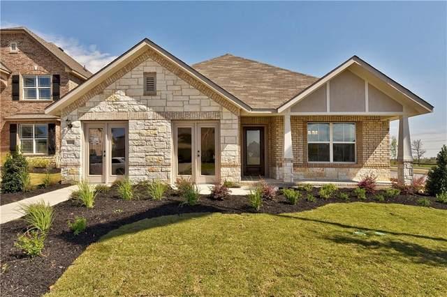 353 Bright Star Ln, Georgetown, TX 78628 (#6006794) :: Papasan Real Estate Team @ Keller Williams Realty