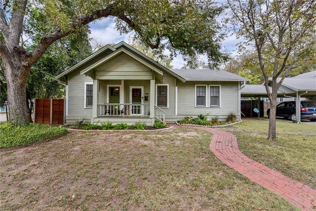 306 W 44th St A, Austin, TX 78751 (#6010828) :: The Perry Henderson Group at Berkshire Hathaway Texas Realty