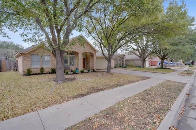 17307 Ibex Trl, Round Rock, TX 78664 (#6011093) :: Papasan Real Estate Team @ Keller Williams Realty