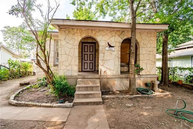 2312 Santa Rosa St, Austin, TX 78702 (#6012034) :: Papasan Real Estate Team @ Keller Williams Realty