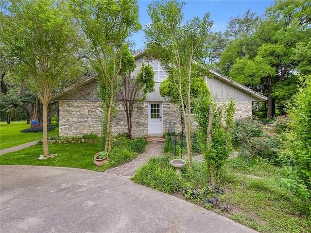 300 Horsethief Trl, Manchaca, TX 78652 (#6015285) :: Ben Kinney Real Estate Team