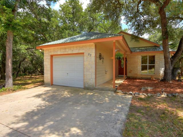 53 Wood Glen Dr, Wimberley, TX 78676 (#6015499) :: 12 Points Group
