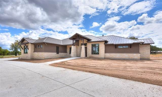 130 Saddle Ln, Liberty Hill, TX 78642 (#6017078) :: Zina & Co. Real Estate